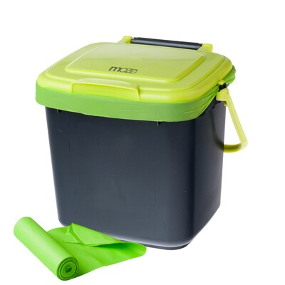 RSI 1.85 Plastic Kitchen Compost Bin Composter at Lowes.com