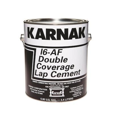 KARNAK 16 Double Coverage Cement 128-fl oz Roof Seam Sealant