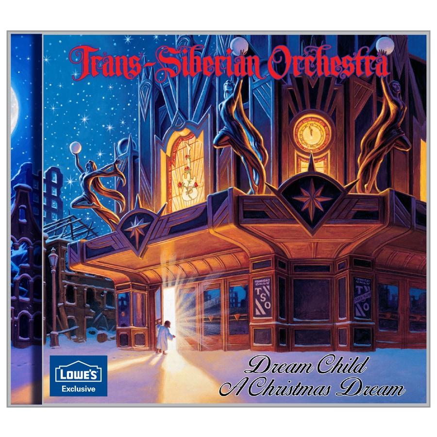 Shop WEA Trans-Siberian Orchestra: Dream Child - A Christmas Dream ...