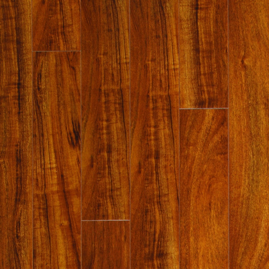 Pergo Max Moneta Mahogany Wood Planks Laminate Flooring Sample