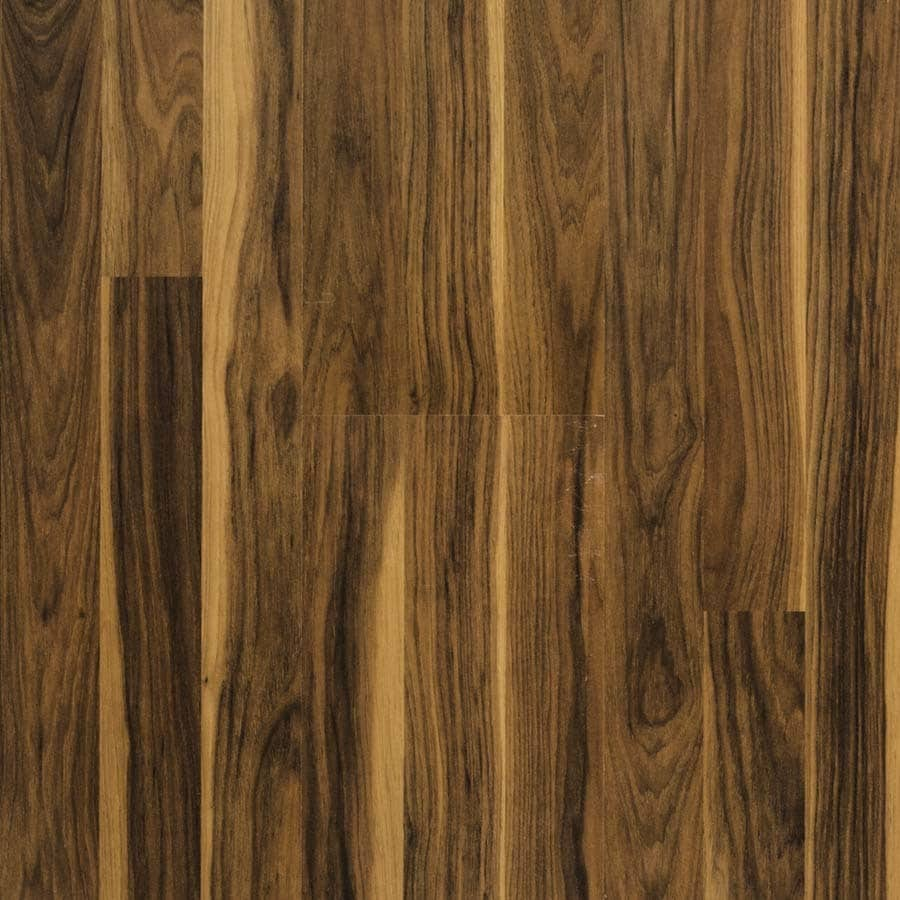 shop pergo max baldwin hickory wood planks laminate