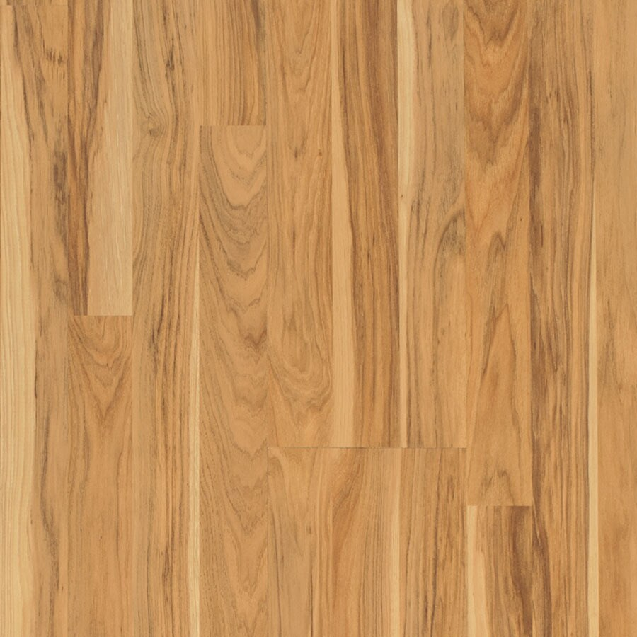Pergo Max 7.61-in W x 3.96-ft L Addison Hickory Wood Plank Laminate Flooring