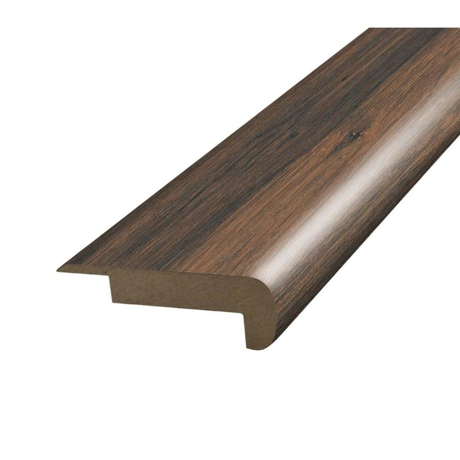SimpleSolutions 2.37-in x 78.7-in Oak Stair Nose Floor Moulding