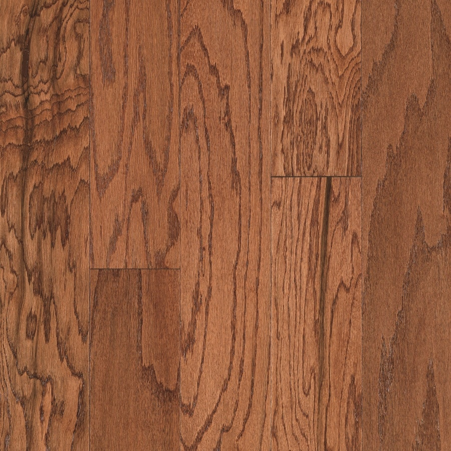 shop pergo max 5.36-in gunstock oak hardwood flooring (22.5-sq ft