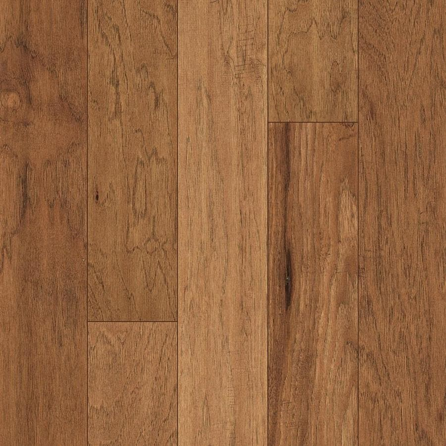 Shop Pergo Max In Prefinished Heritage Engineered Hickory - Pergo hardwood flooring