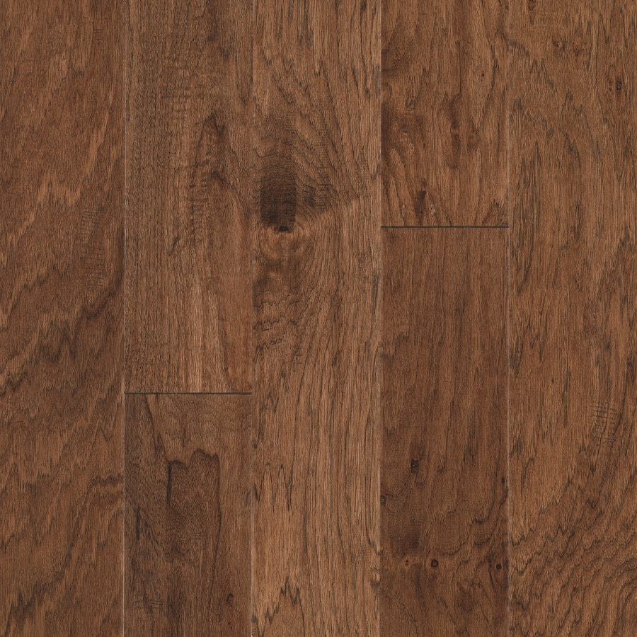 Shop pergo max prefinished chestnut engineered for Hickory flooring