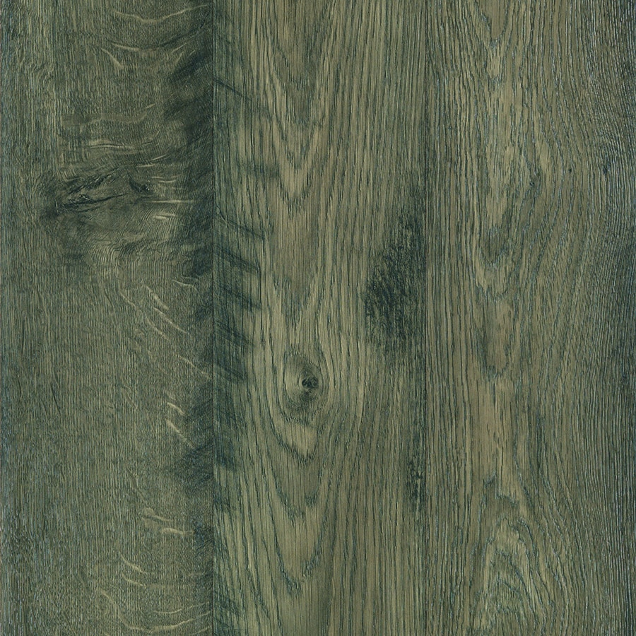 Style Selections 6.14-in W x 4.52-ft L Driftwood Estate Oak Embossed Wood Plank Laminate Flooring