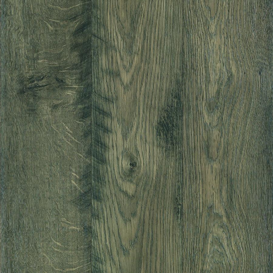 Shop Style Selections Plus Driftwood Estate Oak Wood Planks Laminate ...