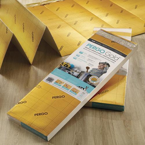 400 sq.ft Package Quiet-Stride Premium 3mm Foam /& Foil Silver Underlayment