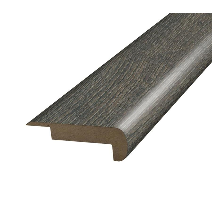 SimpleSolutions 2.375-in x 78.75-in Chestnut Stair Nose Floor Moulding