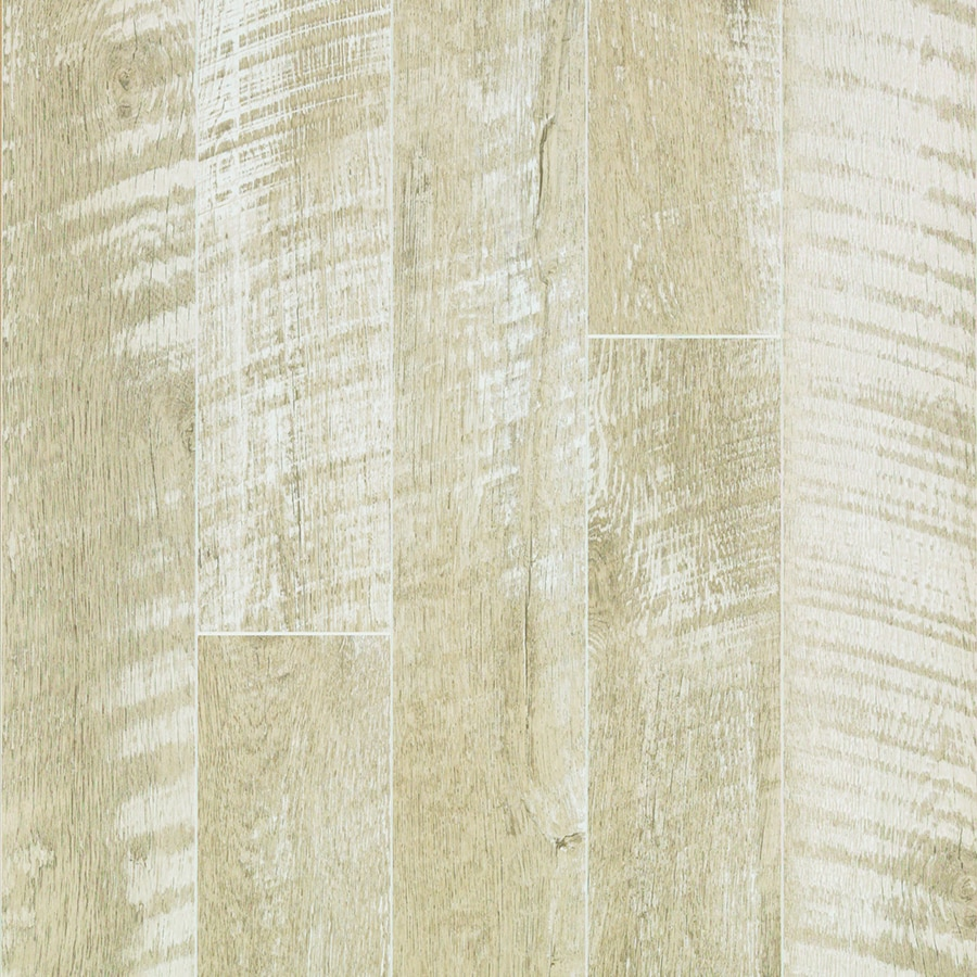 Style Selections 5.23-in W x 3.93-ft L Vintage Oak Embossed Wood Plank Laminate Flooring