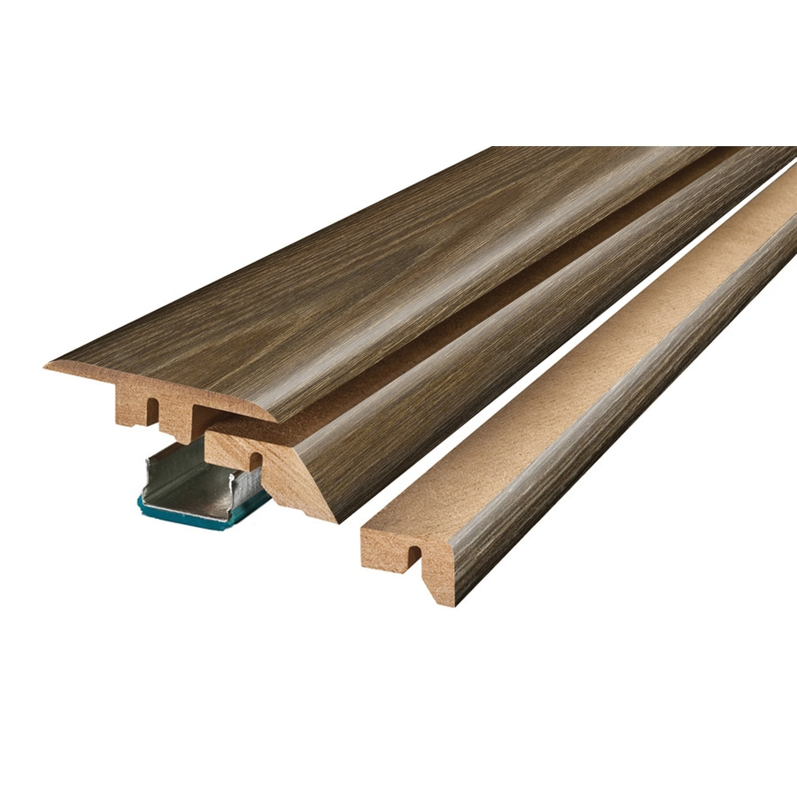 SimpleSolutions 2.375-in x 78.75-in Oak 4-N-1 Floor Moulding