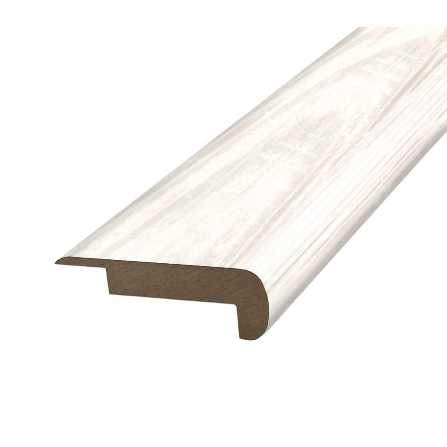 SimpleSolutions 2.375-in x 78.75-in Pine Stair Nose Floor Moulding