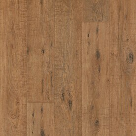 Pergo MAX 5.23 In W X 3.93 Ft L Nashville Oak Embossed Wood Plank