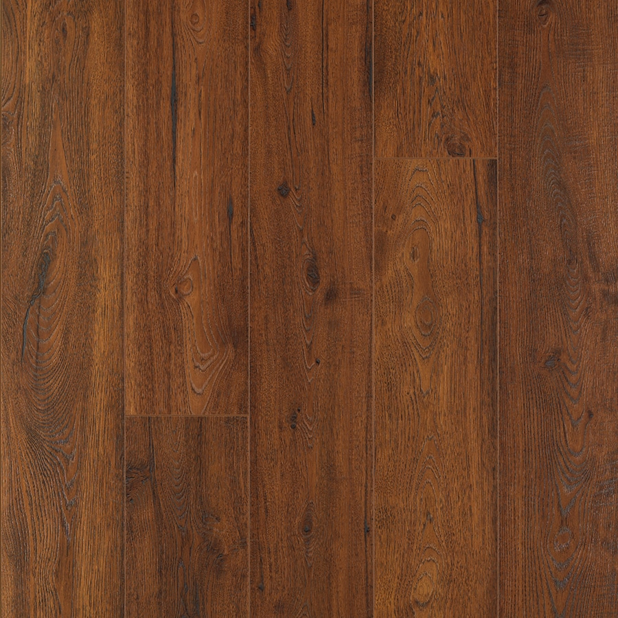 Shop Pergo Max Premier Cambridge Amber Oak Wood Planks