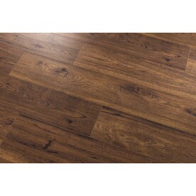 Shop Pergo Max Premier Cambridge Amber Oak 7 48 In W X 4