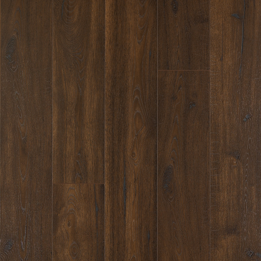 Shop pergo max premier w x l bourbon for Laminate floor panels