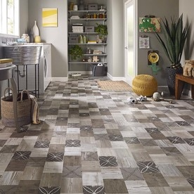 Pergo MAX Premier 6.14-in W x 4.52-ft L Crestwood Tile ...