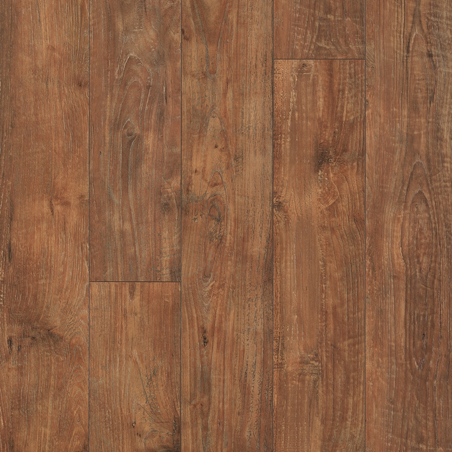 Shop pergo max w x l shabby teak embossed for Pergo laminate flooring