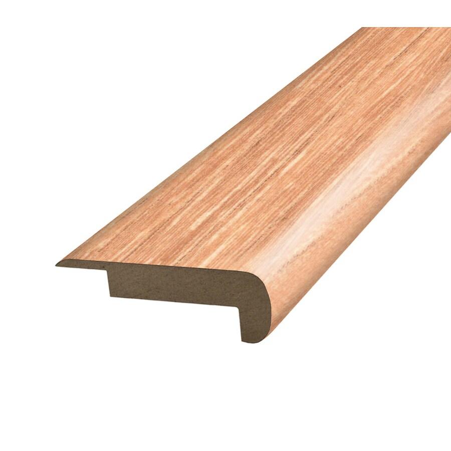 SimpleSolutions 2.37-in x 78.7-in Boyer Elm Stair Nose Floor Moulding