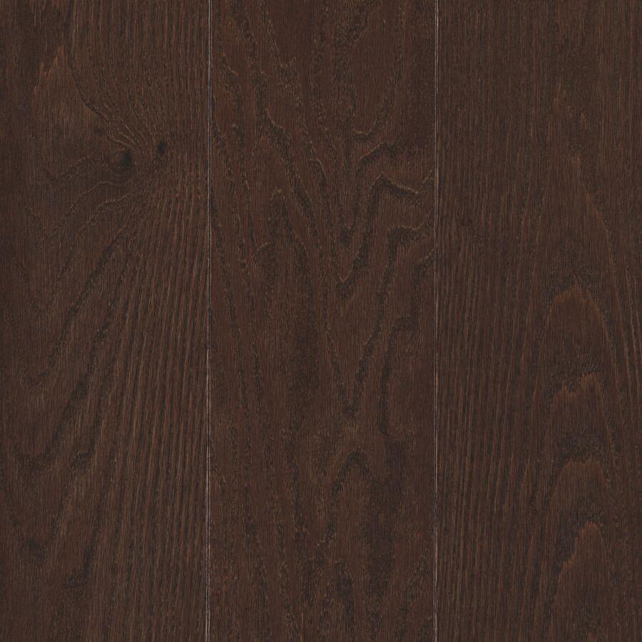 Pergo Oak Hardwood Flooring Sample (Chocolate)