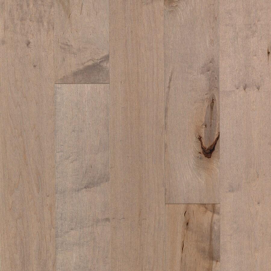 Pergo Maple Hardwood Flooring Sample (Sterling)