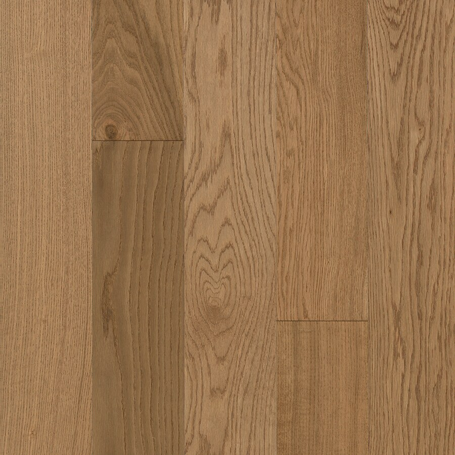 Pergo Oak Hardwood Flooring Sample (Toasted)