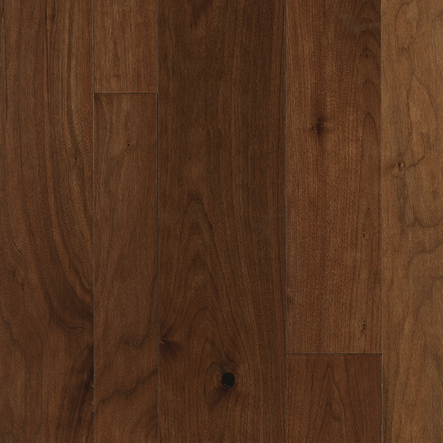 Pergo Walnut Hardwood Flooring Sample Java At Lowes Com