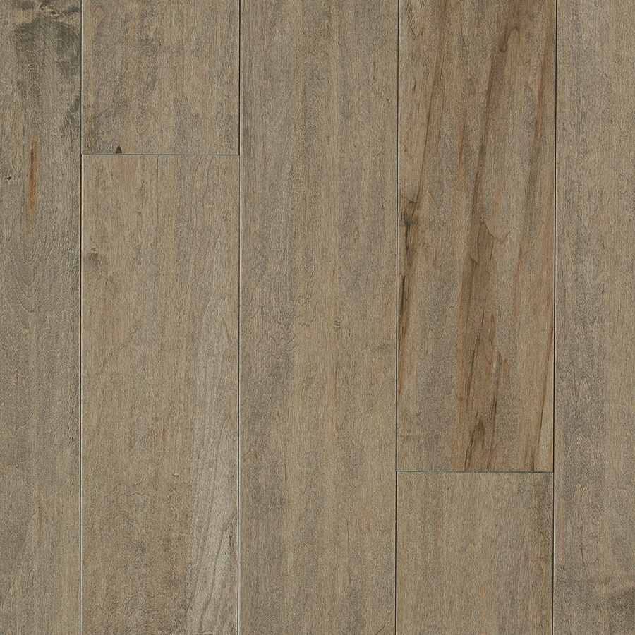 Shop Pergo Maple Hardwood Flooring Sample Uptown At