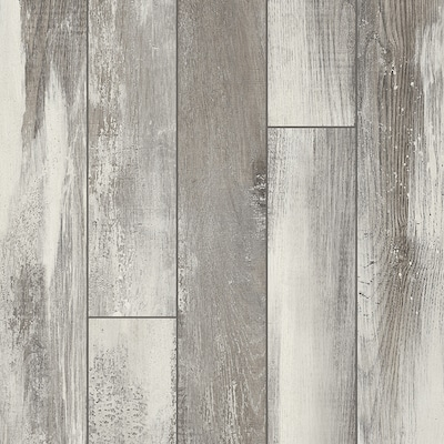 Pergo Iceland Oak Grey Wood Planks Laminate Flooring