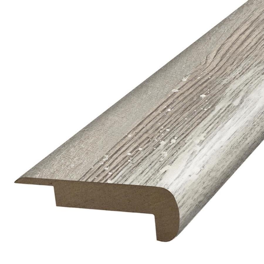 SimpleSolutions 2.375-in x 78.7-in Oak Stair Nose Floor Moulding