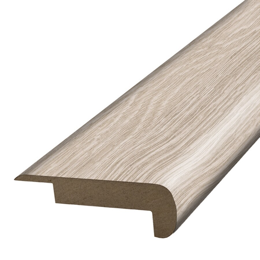 SimpleSolutions 2.37-in x 78.7-in Gisbren Travertine Stair Nose Floor Moulding