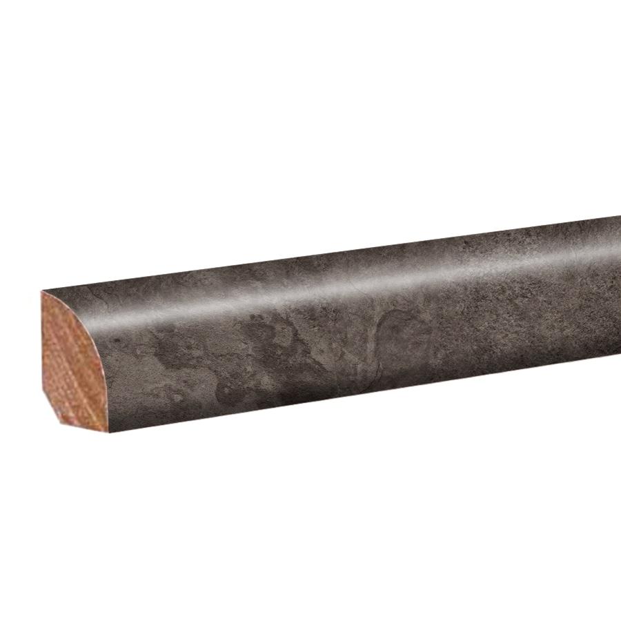 SimpleSolutions 0.75-in x 94.5-in Glentanner Slate Quarter Round Floor Moulding