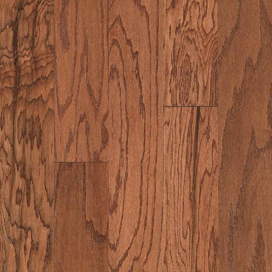 Shop Pergo Max In Prefinished Gunstock Engineered Oak - Pergo hardwood flooring