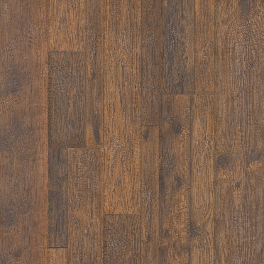 Shop Pergo Timbercraft Crest Ridge Hickory Wood Planks