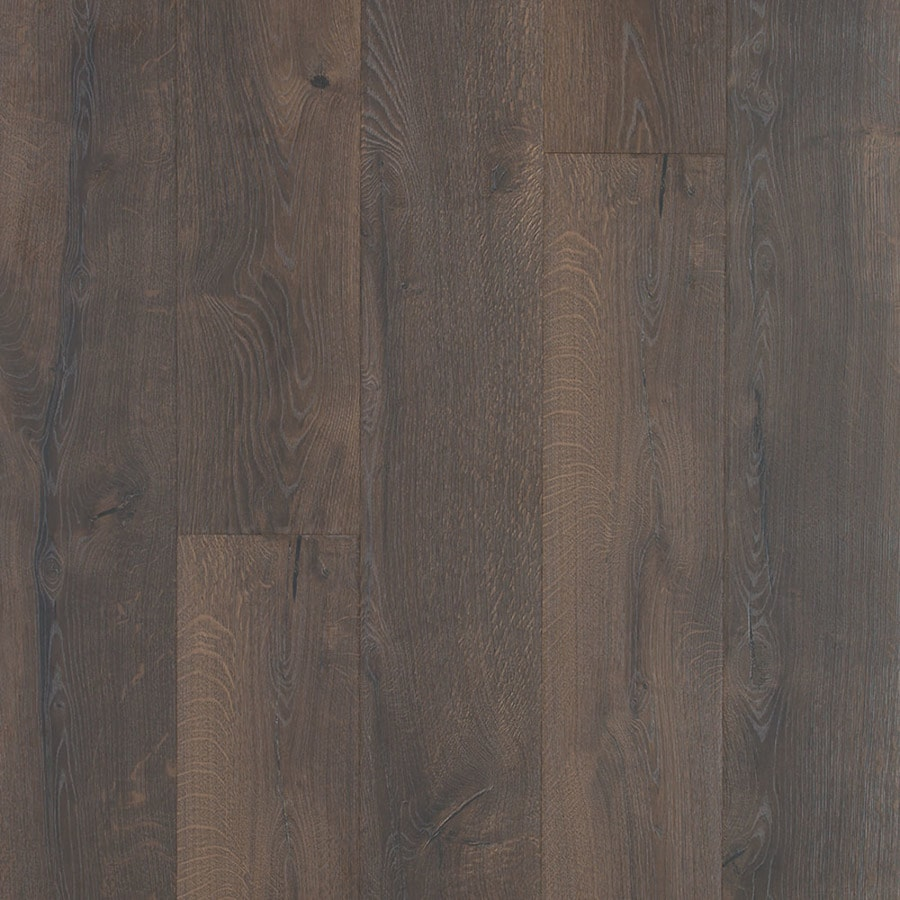 Pergo TimberCraft 7.48-in W x 4.52-ft L Gatehouse Oak Embossed Wood Plank Laminate Flooring