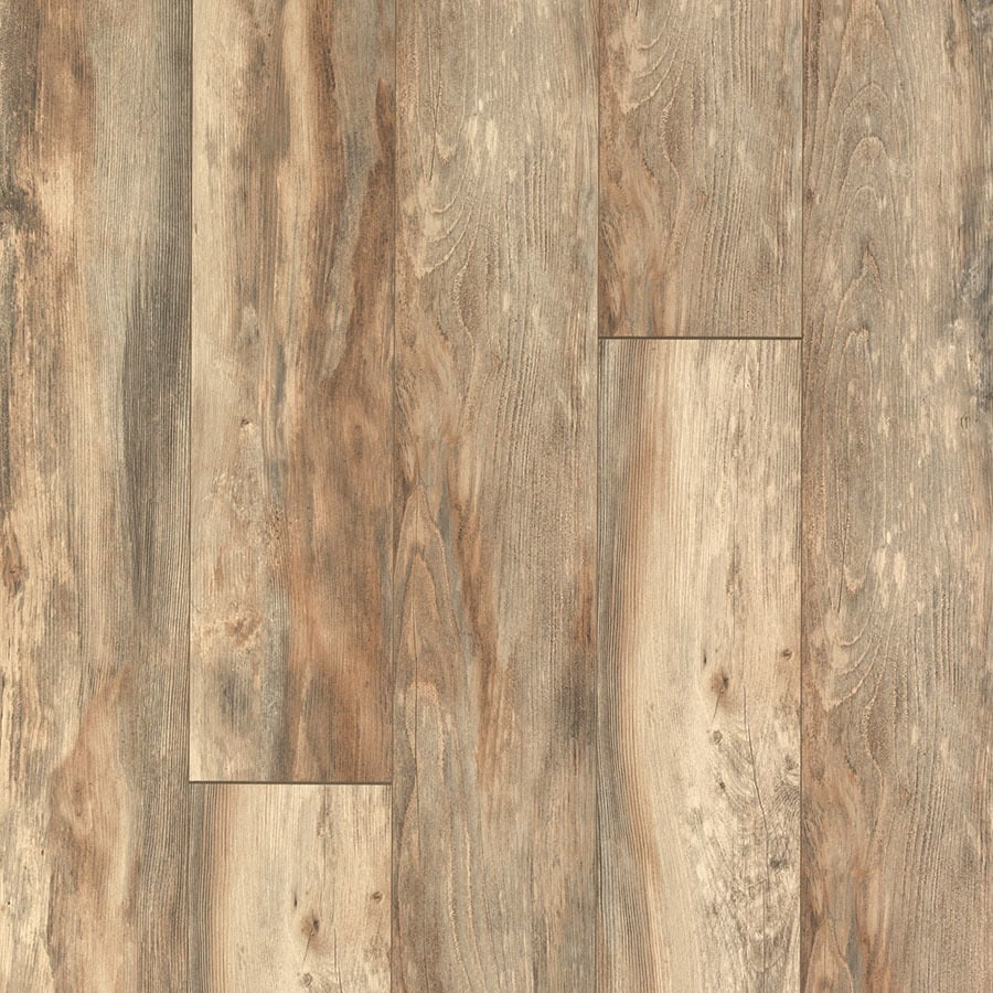 Pergo Portfolio Barnwood Pine 7 48 In W X 3 93 Ft L Embossed Wood Plank