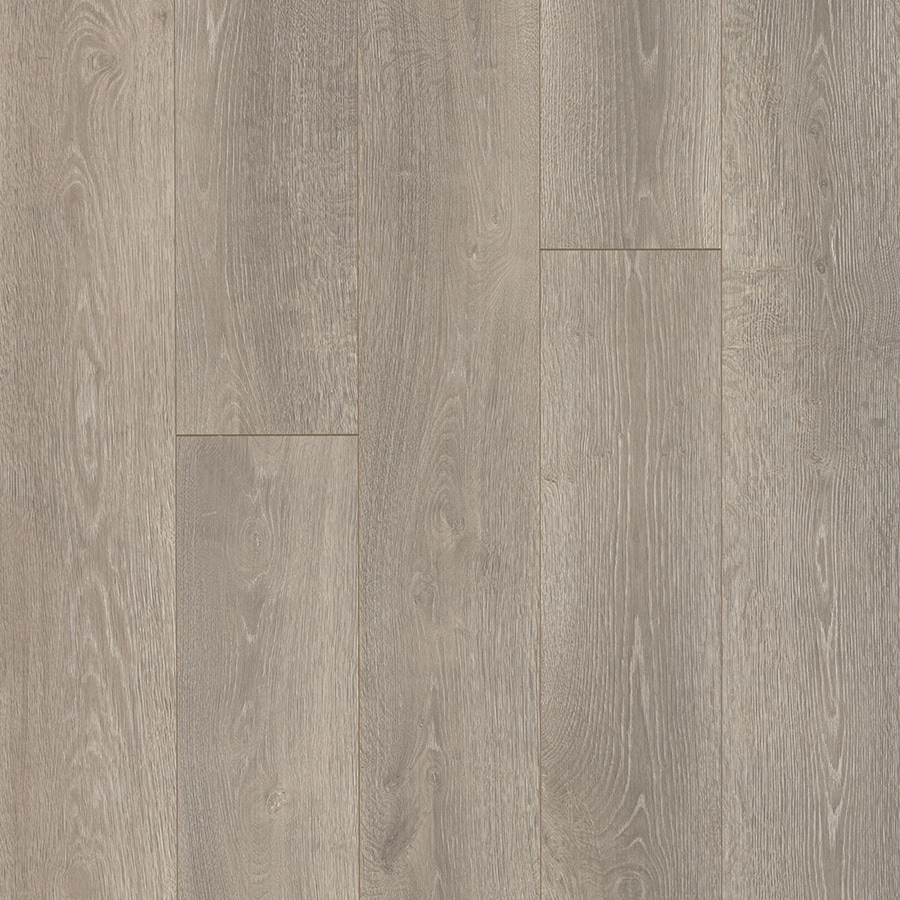 Shop pergo timbercraft harbor view oak w x for Quick step flooring lowes