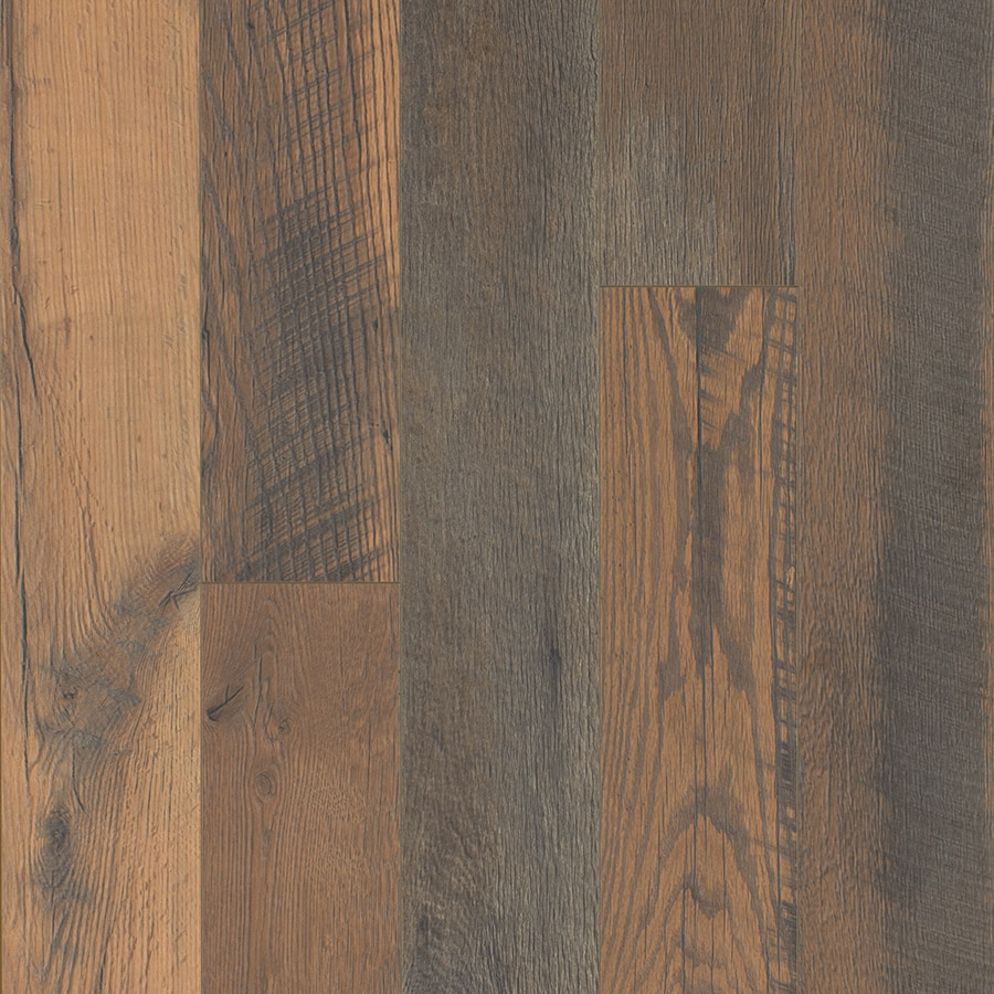 Shop Pergo Timbercraft Reclaimed Barnwood Pine 6 14 In W X
