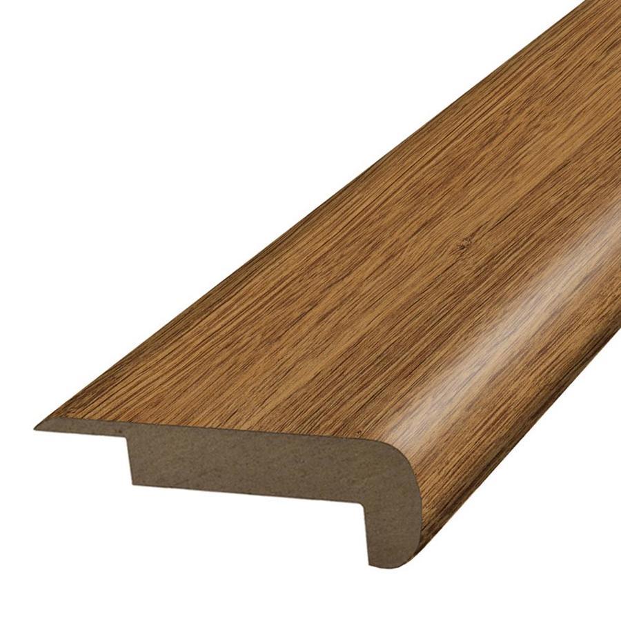 SimpleSolutions 2.37-in x 78.7-in Valley Grove Oak Stair Nose Floor Moulding