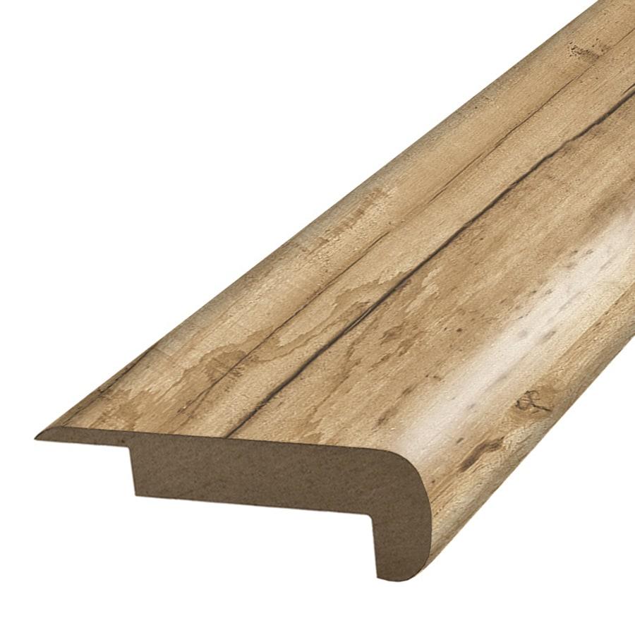 SimpleSolutions 2.37-in x 78.7-in Blonde Onyx Oak Stair Nose Floor Moulding