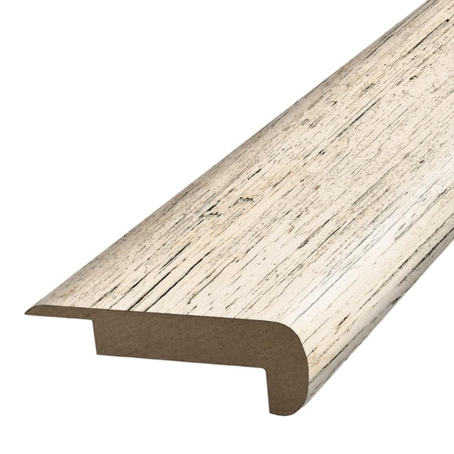 SimpleSolutions 2.37-in x 78.7-in Waterford Oak Stair Nose Floor Moulding
