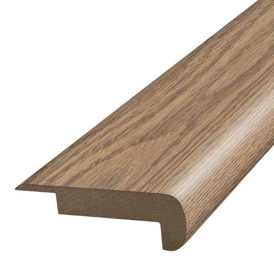 SimpleSolutions 2.37-in x 78.7-in Harvest Pine Stair Nose Floor Moulding