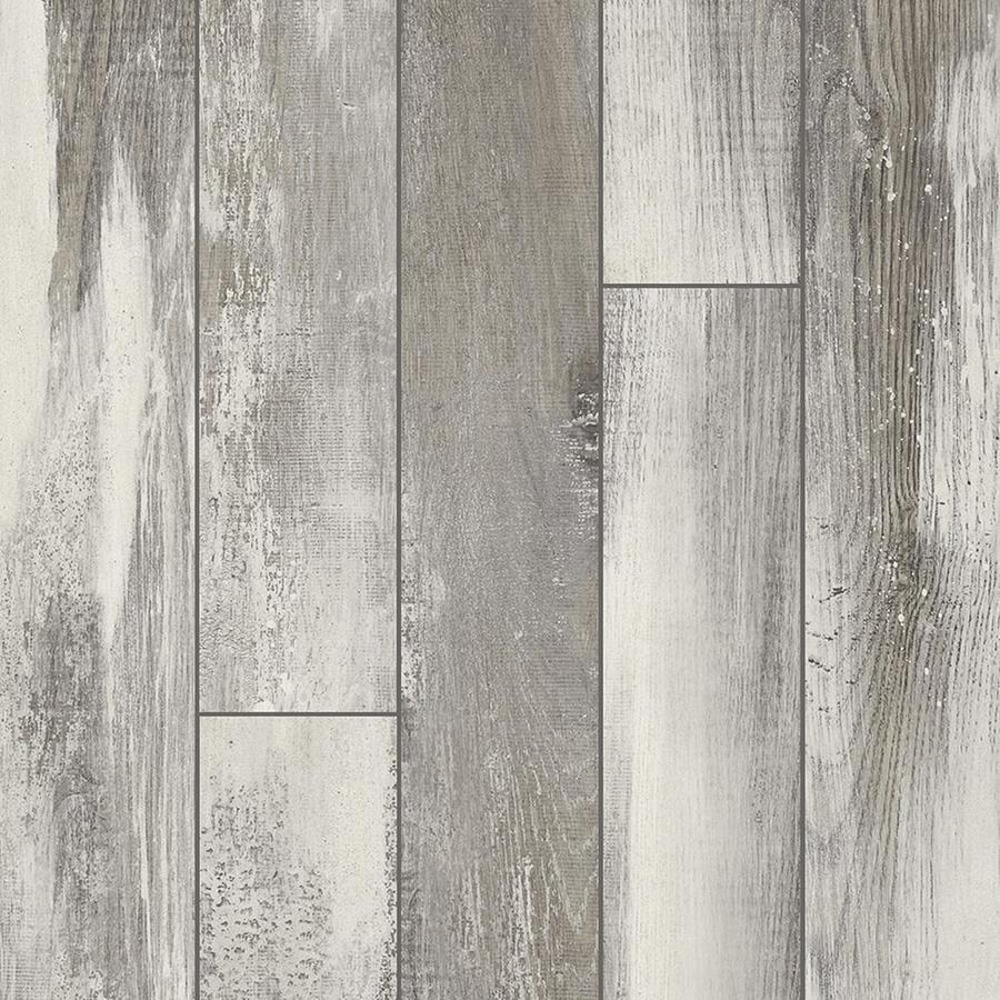 Pergo Portfolio Iceland Oak Grey Wood Planks Laminate Sample