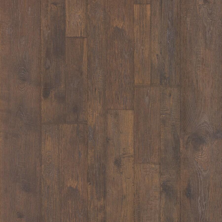Pergo Timbercraft Wetprotect Waterproof Brookdale Hickory Wood Planks Laminate Sample
