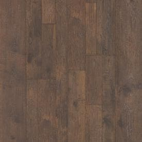 Pergo TimberCraft WetProtect Waterproof Brookdale Hickory Wood Planks Laminate Sample