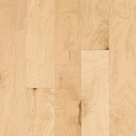 Pergo MAX Maple Hardwood Flooring Sample Natural
