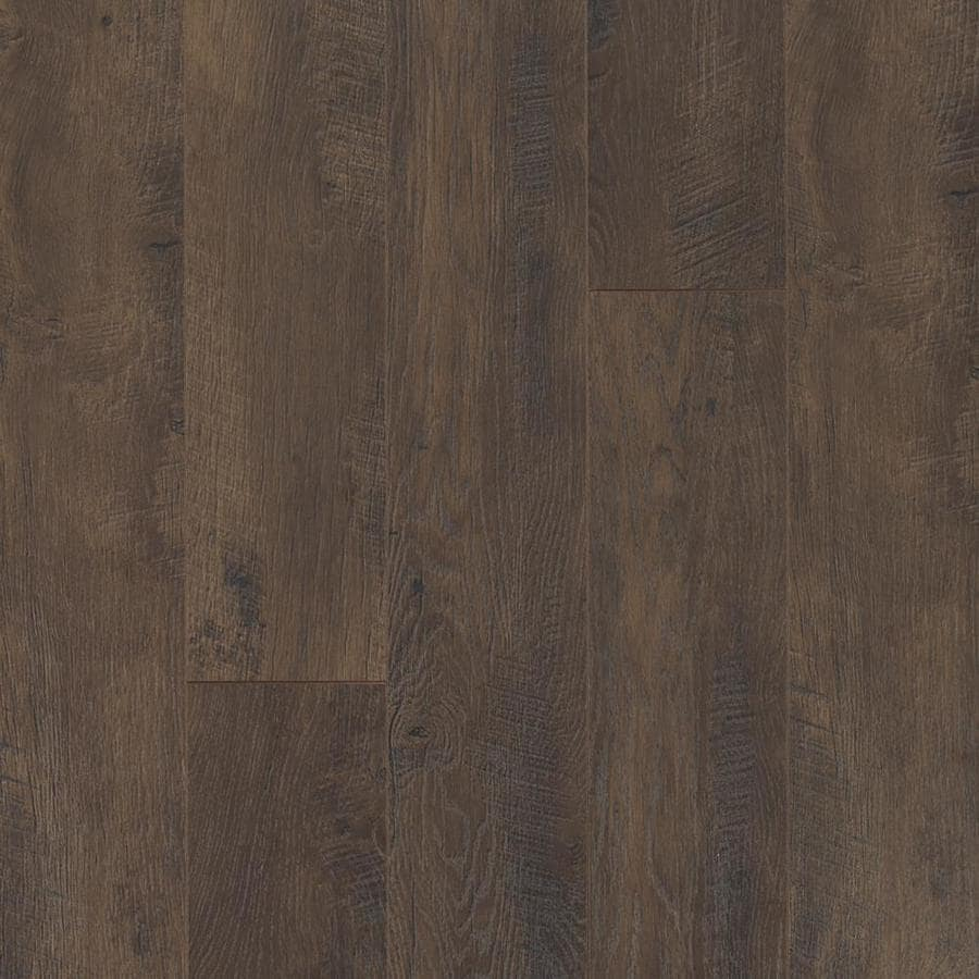Quickstep Studio Frontier Oak 6 14 In W X 3 93 Ft L Embossed Wood Plank