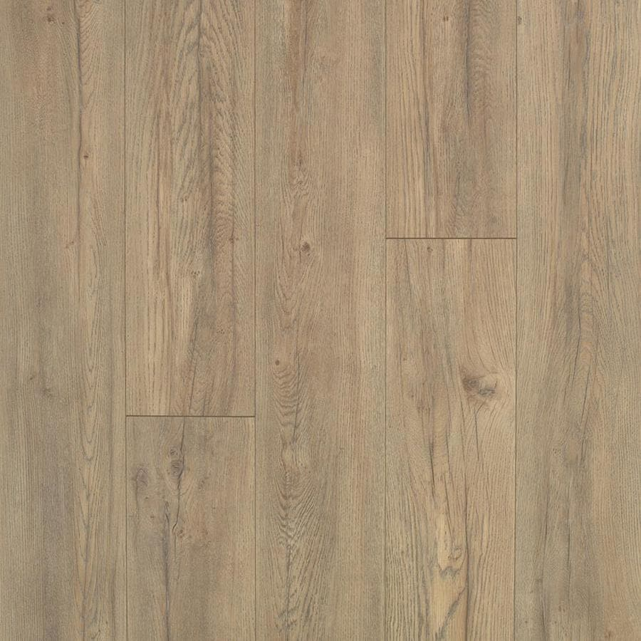 Quickstep Studio Hawthorne Oak 7 48 In W X 3 93 Ft L Embossed Wood Plank