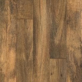 Allen Roth Harvest Mill Chestnut 5 23 In W X 3 93 Ft L Embossed Wood Plank Laminate Flooring Brickseek